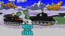 Hills of steel Phoenix tank Mobile game for kids Games bii