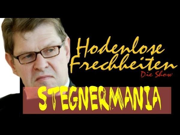 StegnerMania Merkel Superstar der EDEKA die Wutbürger HoFrech Satire