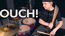 OUCH! (Drum Cover) Avery Drummer