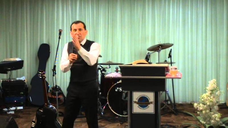 Пастор Андрей Манеров 20 04 2014 Пасха