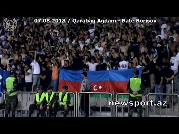 Dale Cavese Qarabag / Qarabag Agdam - Bate Borisov / Ultras Qarabag