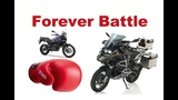 Adventure Motorcycle - Small or Big What is the right size