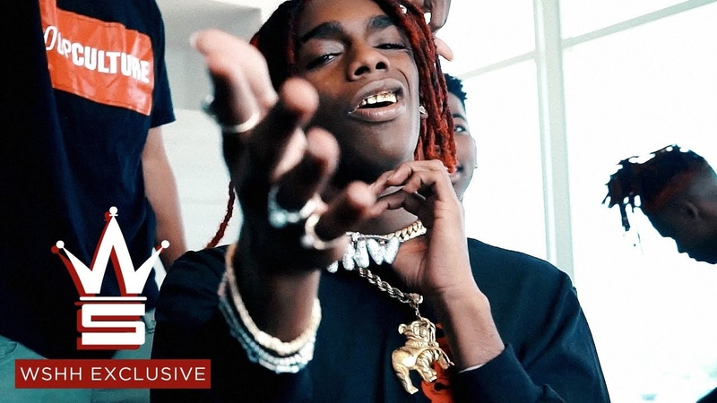 YNW Melly Medium Fries (WSHH Exclusive - Official Music Video)
