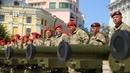 Відкриття виставки сучасного озброєння на Михайлівській площі у Києві