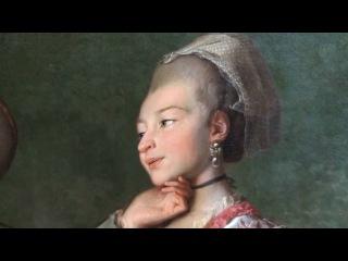 Реставрация серии картин
