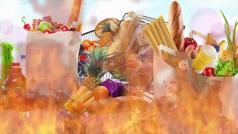 Очищаем и Освящаем еду | Мантра Брахма арпанам