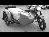 Мотоцикл Урал Ретро М70 - 2012г.