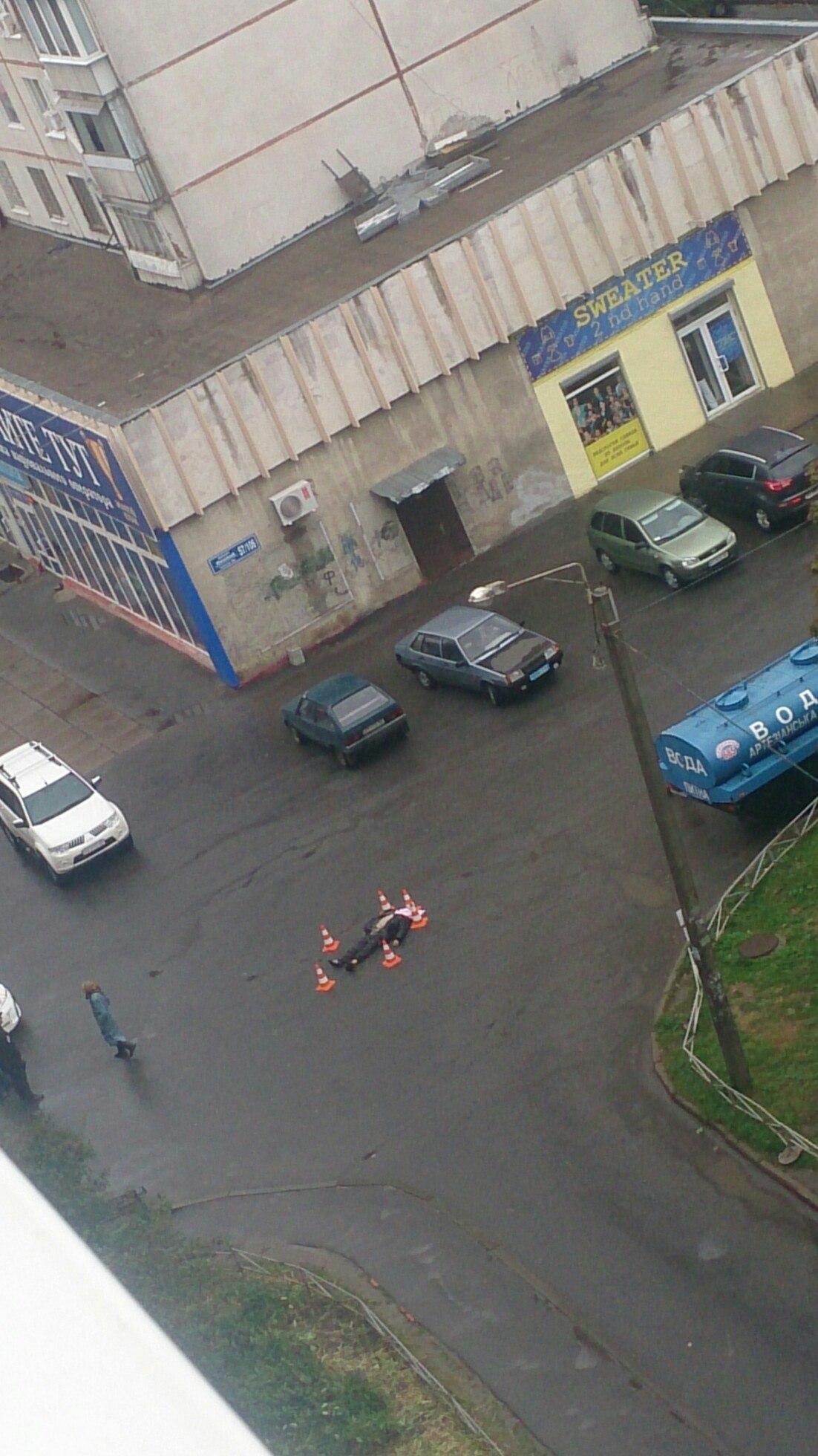 В Харькове был найден труп (ФОТО)