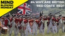 Why Are British 'Red Coats' Red?