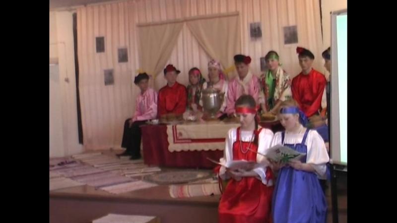 д. Шуньга. Заонежская свадьба 30.04.09