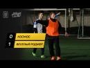 Обзор матча Космос - Веселый Роджер Весенний Чемпионат НФЛ 25 апреля