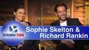 Outlander interview Sophie Skelton Richard Rankin