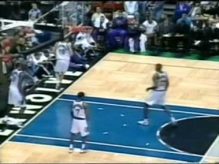 Tracy McGrady 21pts Vs Minnesota Timberwolves (3/26/00) Alley-Oop From Charles Oakley