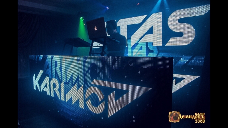 DJ STAS KARIMOV @ НЕВЬЯНСК