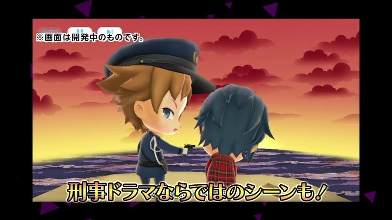 7 21公開『Readyyy 』プロジェクト スマホゲーム最新紹介映像