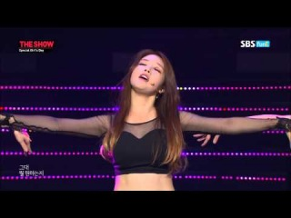 [PERF] 140722 Yura & Minah (Girl's Day) - Adult Ceremony @ MTV The Show