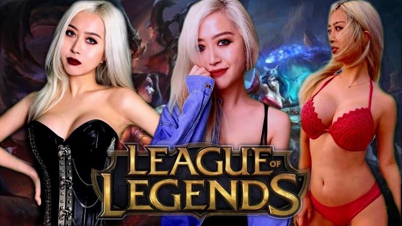 RISE ft The Glitch Mob Mako Worlds 2018 League of Legends Jenn Sakura Reasong
