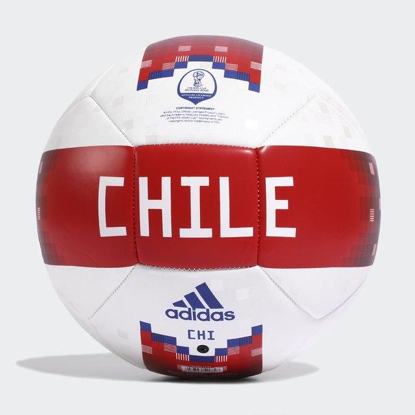 Футбольный мяч Чили