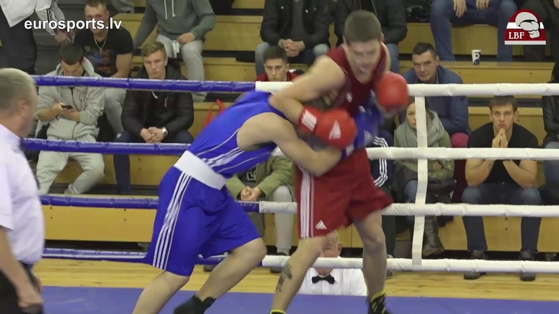 RIGA OPEN 2017 Fight 11 RealBoxingShow