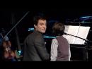 Ramin Karimloo his son Jaiden Live at Royal Festival Hall 01.05.12 HD