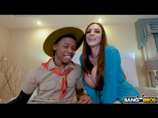 Bangbros - Mom Is Horny - Ariella Ferrera - Trading Pussy For Cookies 1080P @wfx_official #worldfreex.com #xxx.worldfreex.com