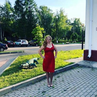 Кристина Шабалова