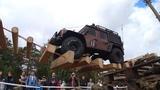 Екатеринбург Уктус. Соревнования радиоуправляемых трофи моделей. Traxxas TRX 4 Land Rover Defender