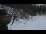 Ружье МР-18ММ. Экспансивная Контарева. Конфетти на дымаре.