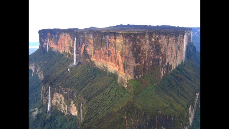 Mount Roraima Mysterious Mountain
