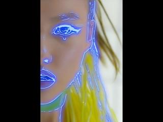 Neon party арины даниловой 27 октября
