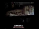 В одном из домов на улице Соколовского в Смоленске дождь идёт под крышей