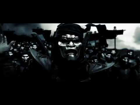 300 спартанцев Спартанцы против Бессмертных,элиты персидской армии