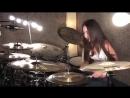 Шикарная игра на барабанах YouTube 360p