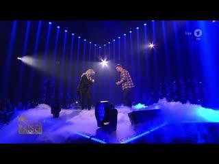 Bonnie Tyler and Ben Zucker - Midnight Lady (ARD 'Alle singen Kaiser - Das große Schlagerfest' 16.03.2019)