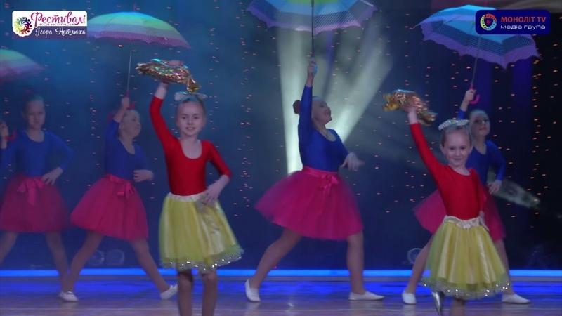 Всеукраїнський фестиваль-конкурс Хореографія України 2019 (Проморолик)