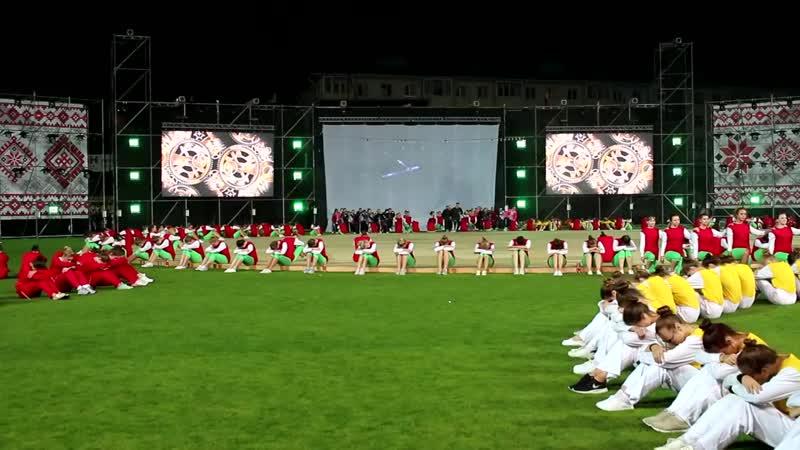 Торжественное открытие Международного фестиваля хореографического искусства «Сож