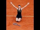 2014 Madrid FINAL Maria Sharapova vs Simona Halep PART 1 [FULL HD]
