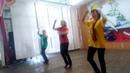 Танец учителей на 8 марта