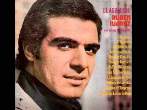 EL CORAZÓN MIRANDO AL SUR Rubén Juárez