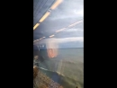 Вдоль чёрного моря на ж/д