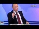 Путин жёстко и грубо ответил Соловьёву! Сегодня Новости 06.07.2014!