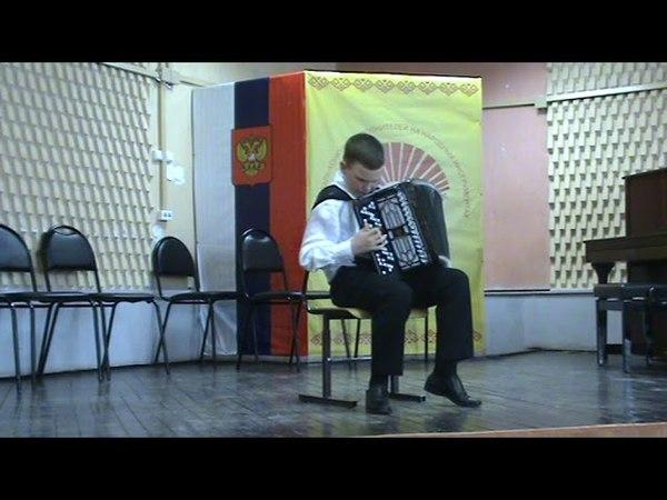 Швецов Иван, 12 лет, п. Куженер