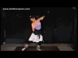 Kathak Dance Training 3