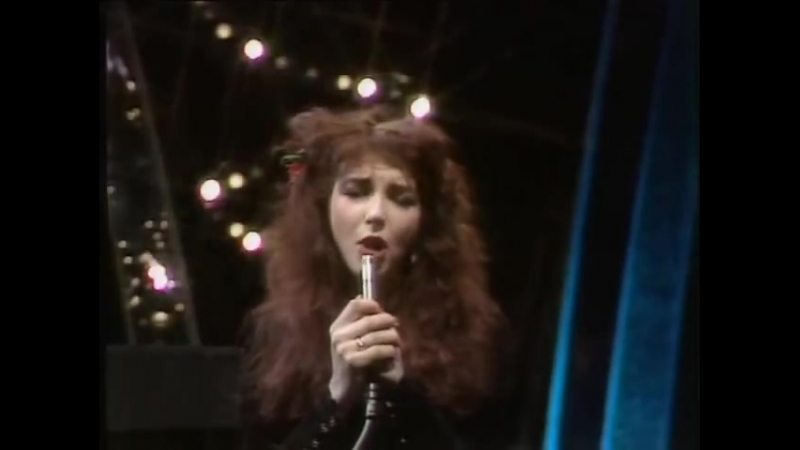 Kate Bush - Wuthering Heights (Live TOTP 78)