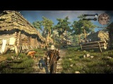 "The Witcher 3: Wild Hunt ""Downwarren"" gameplay teaser"