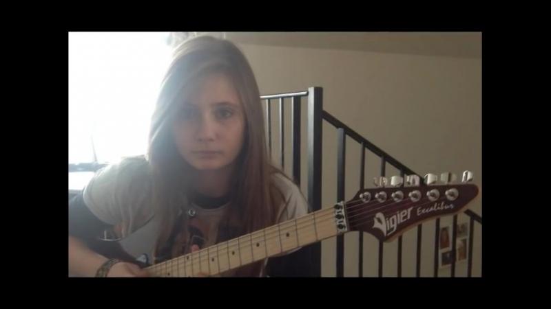 Tina S French guitarist