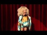 Lady Bunny Audience Warm-Up Before RuPauls Drag Race 4 Reunion Show