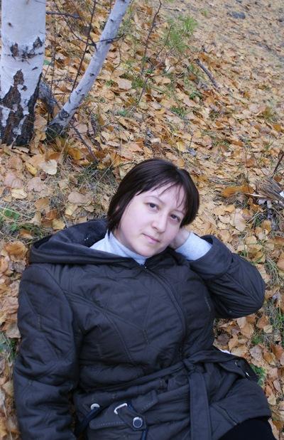 Настя Шаньгина, 8 января 1989, Челябинск, id204671278