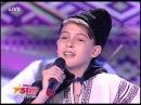 Remi Șapcă cântă magnific o melodie din folclorul românesc