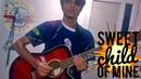 Sweet Child O' Mine in Stop Motion (Guns N' Roses)